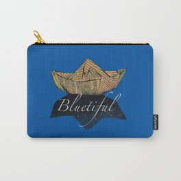 BLUEtiful Carry-All Pouch