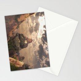 Mountain Monastry Stationery Cards