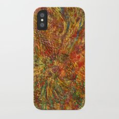 When love is painting... iPhone X Slim Case
