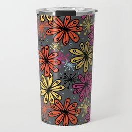 Weird and wonderful (Seedpods) Travel Mug