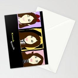 Knock Knock! Tzuyu Version Stationery Cards