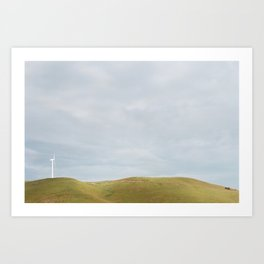 Great Plains Art Print