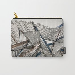 Interstice Carry-All Pouch