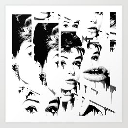Crushed Art Print