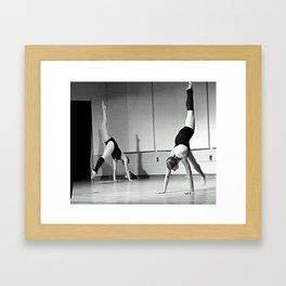 Mirror Insidious II Framed Art Print