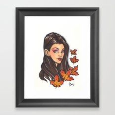 MzLeah Framed Art Print