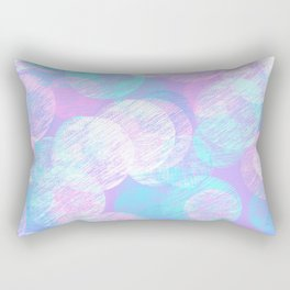 Cosy Circles || 3 Rectangular Pillow