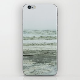 The Storm Inside You iPhone Skin