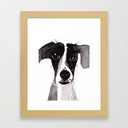 I'm innocent Framed Art Print