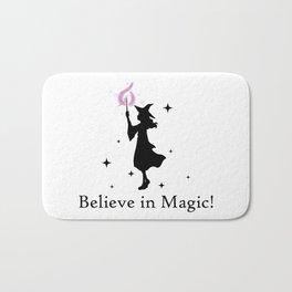 Believe in Magic Bath Mat