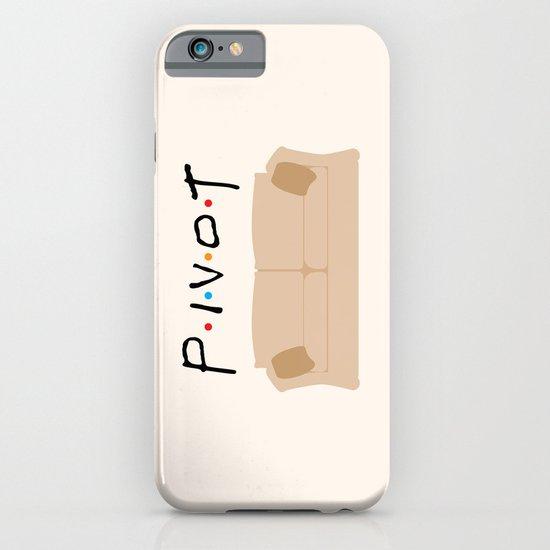 Pivot - Friends Tribute iPhone & iPod Case