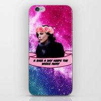 regina mills iPhone & iPod Skins featuring Regina Mills / Lana Parrilla by Long live the Evil Queen♔