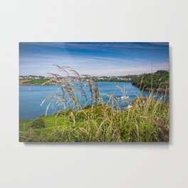 View of Kinsale, Ireland from Summer Cove Metal Print