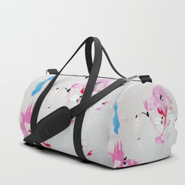 Cy in the Sky - The Copy is a Homage Duffle Bag