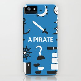 OUAT - A Pirate iPhone Case
