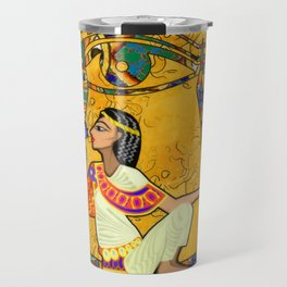 Egyptian Fusion Travel Mug