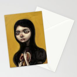 A Hunger That Will Not Go Away Stationery Cards