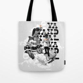 Vandal Tote Bag