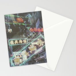 Hongkong Signs V Stationery Cards