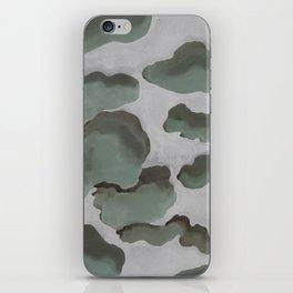 Gray Sky iPhone Skin
