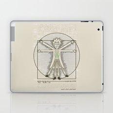 Virtruvian Rick Laptop & iPad Skin