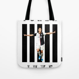 football star Tote Bag