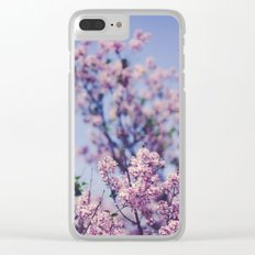 She Was an Introvert with a Beautiful Universe Inside Clear iPhone Case