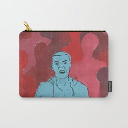 Alone in Anger.  Carry-All Pouch