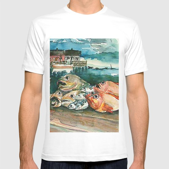 Memories frome the coast of Norway T-shirt