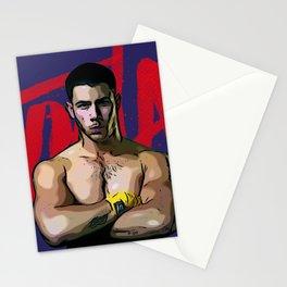 Nick Jonas Stationery Cards