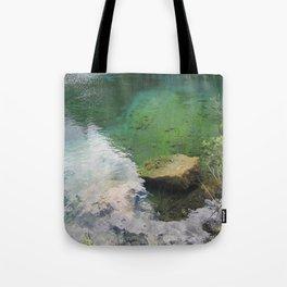 Grassi Lakes Tote Bag