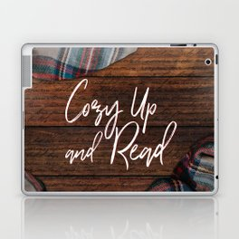Cozy Up and Read Laptop & iPad Skin