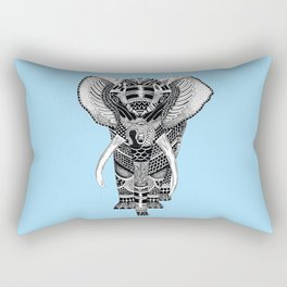 PETITE ELEPHANT. Rectangular Pillow