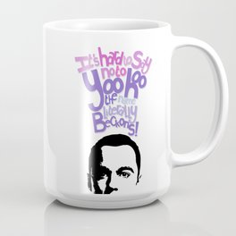 Sheldon Yoohoo Coffee Mug