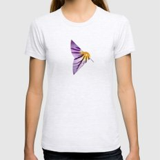 Hummingbird MEDIUM Ash Grey Womens Fitted Tee