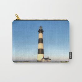 Outer Banks, NC, Bodie Island Lighthouse, Summer Sunset 2015 - OBX  Carry-All Pouch