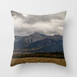 Mt Yale Throw Pillow