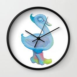 Snozzleberry Swanling Wall Clock