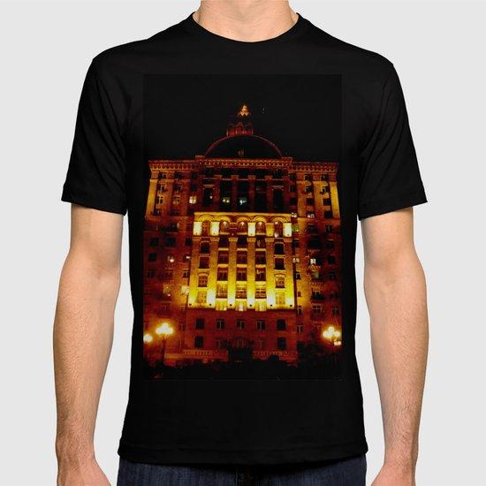 Night Crest 1 T-shirt