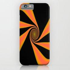Abstract. Orange+Yellow. iPhone 6s Slim Case