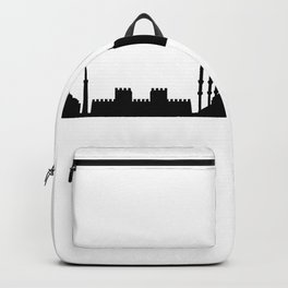 skyline istanbul Backpack