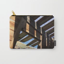 Ghost town barn Carry-All Pouch