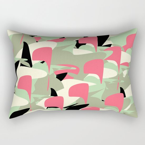 Copy and Paste III Rectangular Pillow