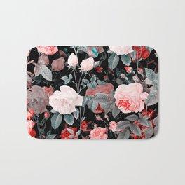 Botanic Floral Bath Mat