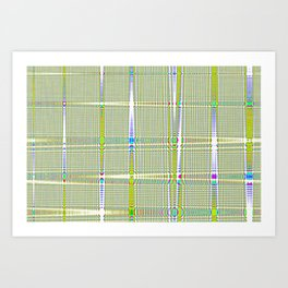 square countryside Art Print