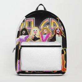 Drag Queen Kiss LGBT Backpack