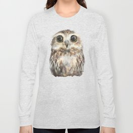 Little Owl Long Sleeve T-shirt