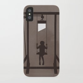Swing Blade iPhone Case