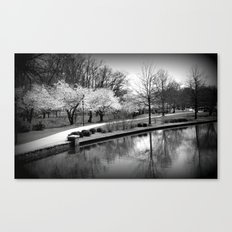 Freedom Park #2 Canvas Print