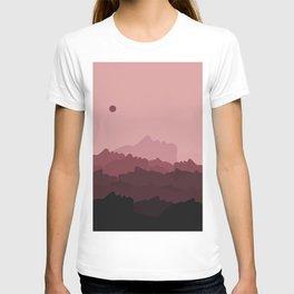 Love Mountain Range T-shirt